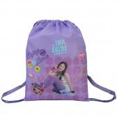 Native Soy Luna 32 CM purple backpack