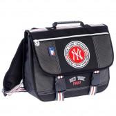 Carpeta Nueva York Yankees 41 CM azul premium