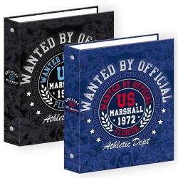 Libro U.S. Marshall 32 CM