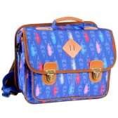 Binder 41 CM Feather Navy high-end
