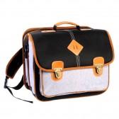 Schoolbag 38 CM Feather Navy high-end - boy