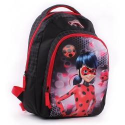 Sac à dos 44 CM Ladybug Miraculous - Cartable