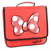 Cartable Minnie 28 CM Rouge Haut de Gamme