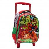 Trolley trolley moeders Scoubidou 30 CM - satchel tas