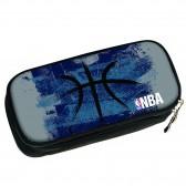 Trousse ovale NBA Black - 2 Cpt