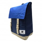 New Balance postman Vertical blue 43 CM - 2 Cpt backpack