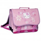 Cartable Hello Kitty Rose Haut de Gamme 38 CM