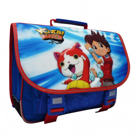 Cartable 41 cm yo kai watch yokai for Salle de bain yo kai watch 2
