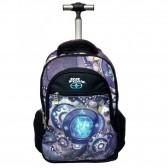 Rolling No Fear Gears 48 CM type satchel bag