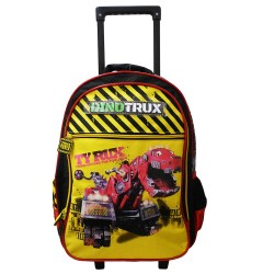 Rolling Backpack Dinotrux 43 CM - Trolley