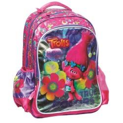 Trol de las niñas 44 CM mochila