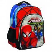Spiderman finsteren 45 CM High-End-Rucksack