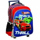 Cartable à roulettes Hot Wheels Thrill 45 CM