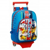 Spiderman Ultimate 34 CM wheeled travelbag kindergarten high-end - Binder