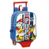 Spiderman Ultimate 27 CM wheeled travelbag kindergarten high-end - Binder
