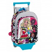 Barbie 34 CM wheeled travelbag kindergarten high-end - Binder