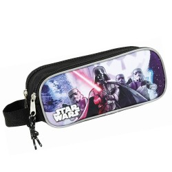 Trousse rectangle Star Wars Saga - 2 cpt