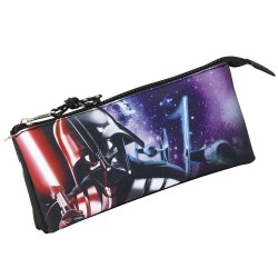 Trousse Star Wars Saga triple zip 22 CM