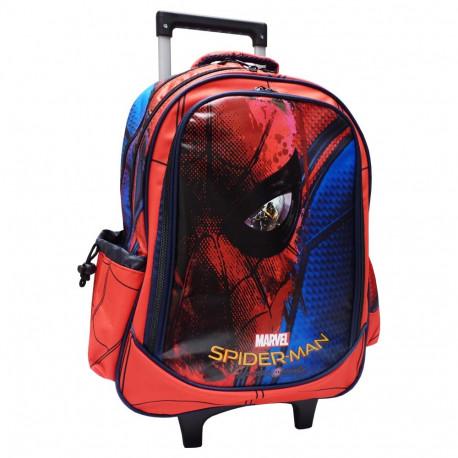 Rolling Spiderman Coming 43 CM high-end - satchel bag