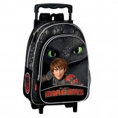 Backpack skateboard maternal Dragons Titan 37 CM trolley - Binder