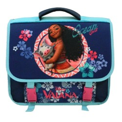 Moana Schoolbag 38 CM blue