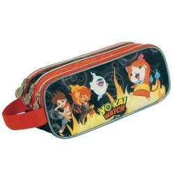 Kit Yo - Kai Watch Fire 23 CM - 3 Fächer - YOUKAI