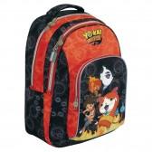 Backpack Yo - kai Watch Fire 44 CM ergonomic - 2 Cpt - YOUKAI