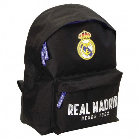 Sac à dos Black Real Madrid Borne 40 CM