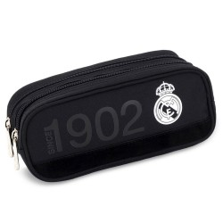 Trousse Real Madrid Black edition 23 CM - 2 Cpt