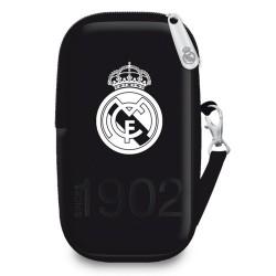 Sacoche Real Madrid pour portable Black Edition 14 CM