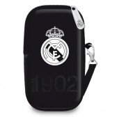 Sacoche Real Madrid pour portable Black Edition 14 CM