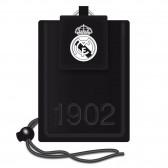 Bolsa Real Madrid para portable negro edición 14 CM