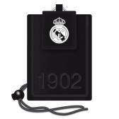 De Real Madrid tas voor draagbare Black Edition 14 CM