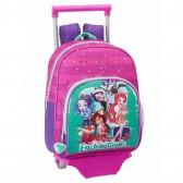 Barbie 34 CM wielen travelbag kleuterschool high-end - Binder