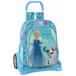 Rollen Schulranzen Frozen 43 CM - Trolley