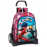 Bag frozen Frozen Evolution skateboarding adventure 43 CM high-end - school trolley bag