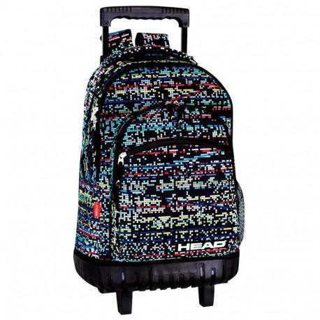 Mochila con ruedas Trolley escolar Head Skill 46 CM - Bolsa