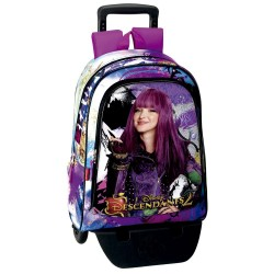 Rolling Backpack Descendants Beauty 43 CM Trolley