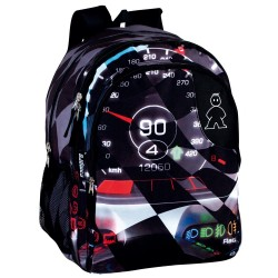 Backpack Manchester 43 CM - 2 Cpt