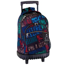 Rolling Backpack Oxford 46 CM Premium Trolley