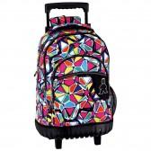 Backpack skateboard York 46 CM trolley premium - Binder