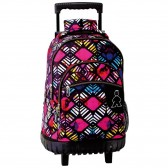 Backpack skateboard Cherrry 46 CM trolley premium - Binder