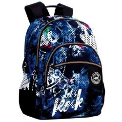 Backpack Rock 43 CM - 3 Cpt