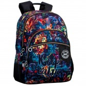 43 CM - 3 Cpt Rock backpack