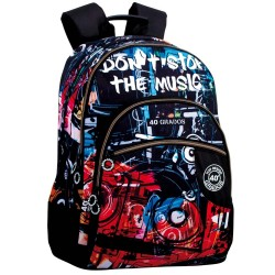 43 CM - 3 Cpt Music backpack