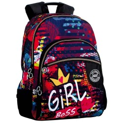 Sac à dos Girl 43 CM - 3 Cpt