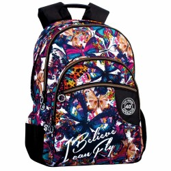 43 CM - 3 Cpt Believe backpack