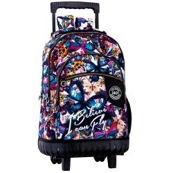 Rolling Backpack Believe 46 CM Premium Trolley