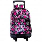 Backpack skateboard Girl 46 CM trolley premium - Binder