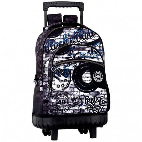Backpack skateboard Amazing 46 CM trolley premium - Binder